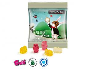 Economy Jelly Bear Bags (7g)