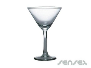 Martini Drinking Glasses