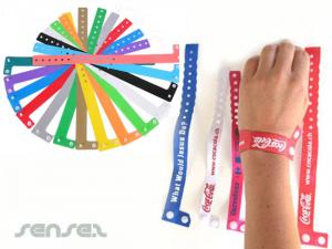 Trilaminate Event Wristbands