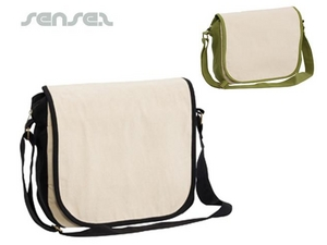 Organic Cotton Satchels