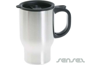 Stainless Steel Thermal Mugs (500ml)