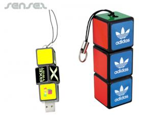 Rubics Cube USB Sticks (2GB)