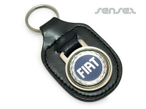 Leather Car Key Chains