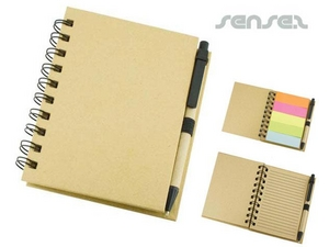 Notepad & Sticky Note Set