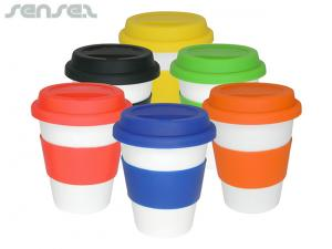 Mix & Match Ceramic Take Away Cups (185ml)