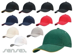 Sandwich Peak Baseball Caps