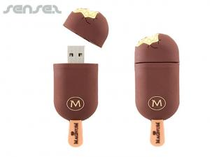 PVC Custom USB Stick (1 GB)