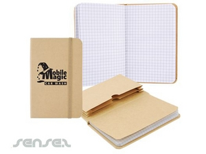Recycled Traveler Notebooks