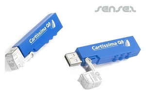 Truck geformte USB-Stick (1GB)