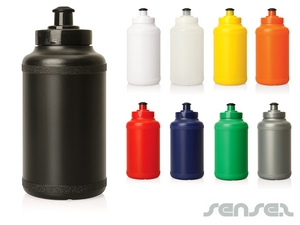 Small Water Bottles 500ml (BPA Free)