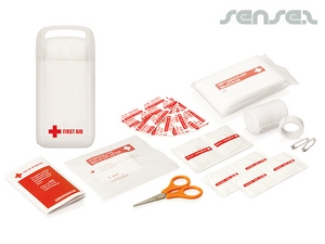 Compact First Aid Kits (23pc)