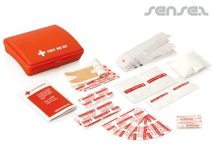 Pocket First Aid Kits (30pc)