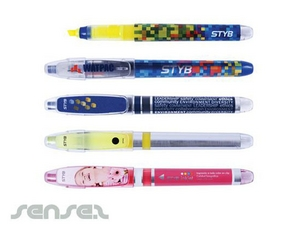 Designer Highlighter Markers
