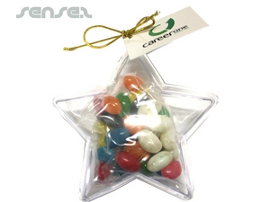 Star Shaped Lolly Box (50g)