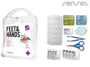 Pampering First Aid Kits