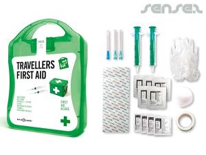 Travellers First Aid Kits