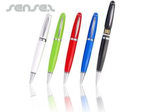 Metal USB Pens (1GB)