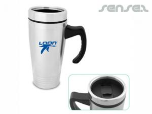 Balto Stainless Thermo Mugs