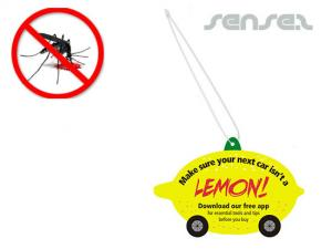 Mosquito repellent Car air Fresheners