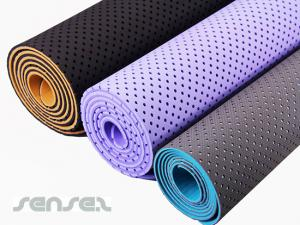 Quality Perforated Yoga Mats