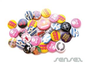Button Badges (65mm)