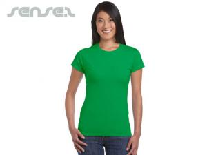 Ladies T-Shirts (Euro Fit)