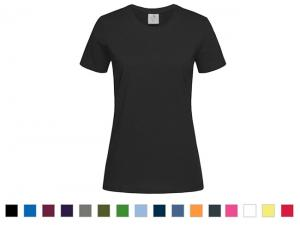 Ladies Cotton T-Shirts (Classic Fit)