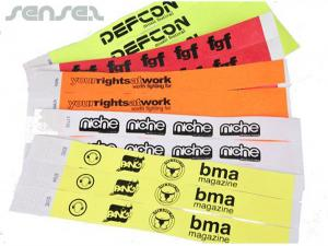 Event Wristbands - VIP tyvek