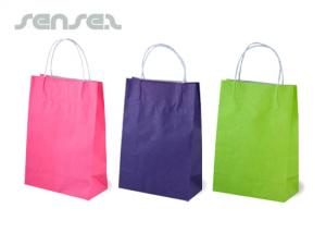 Colour Paper Bags (Mini)