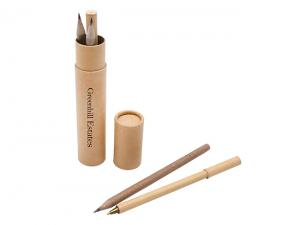 Recycled Pen & Pencil Sets