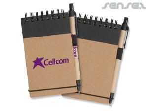 Enviro Notepads With Pen