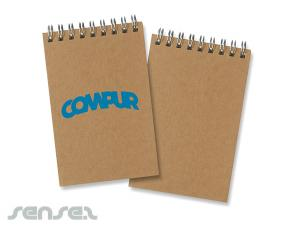 Sash Eco Recycled Notepads (120 pages)