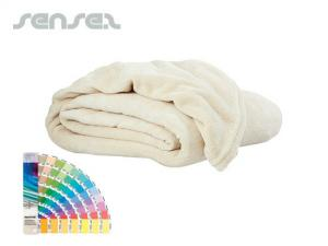 Super Soft PMS Colour Fleece Blankets