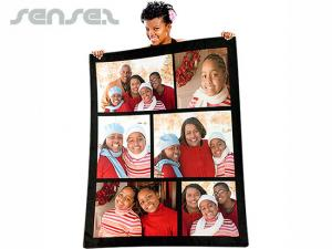 Full colour Fleece Blankets