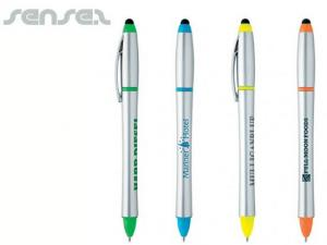Dual Stylus Highlighter Pens