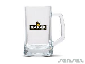 Bavaria Beer Mugs (395ml)