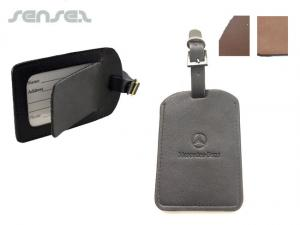 Leather Luggage Tags (debossed)