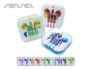 Cheap Metallic Samba Earphones