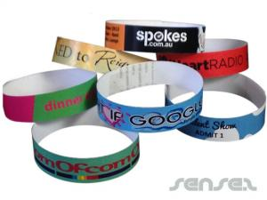 Photographic Event Wristbands
