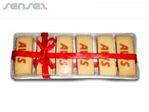 Shortbread Cookies - 12 Packs