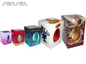 Easter Eggs in Customized Boxes (40g)