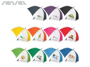 Dual Colour Auto Opening Umbrellas