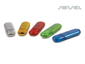 Coloured Nano USBs (2GB)