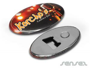 Fridge Magnet Bottle Openers