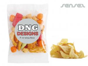 Chips in Bags with Sticker 50g