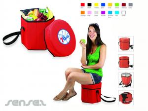 Collapsable Cooler Bags Stools