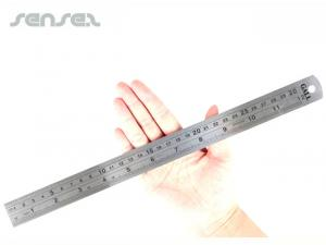 Stainless Steel Rulers (30cm)