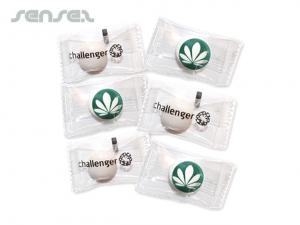 Cheap Individually Wrapped Chewy Mints (3g)