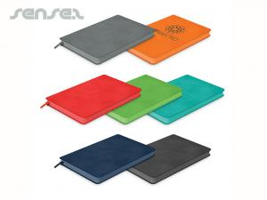 Leatherette Notebooks (A5)