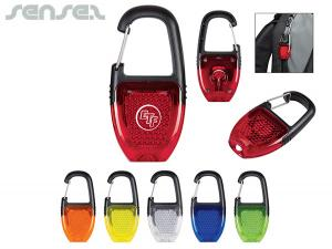 Reflector Bike Lights With Carabiner